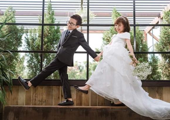 cặp đôi tí hon, đám cưới cặp đôi tí hon, giới trẻ