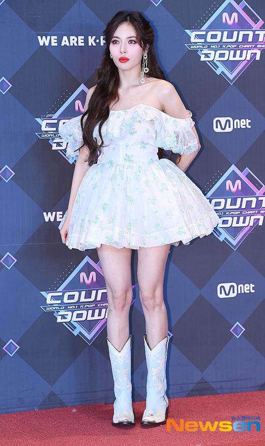 HyunA, nữ hoàng gợi cảm, sao Hàn