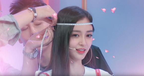 Angelababy,sao Hoa ngữ,vòng eo của Angelababy