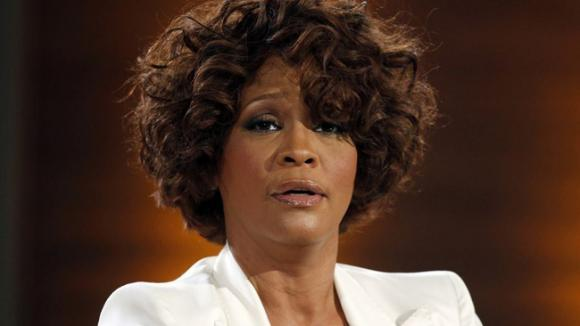 Whitney Houston,sao Hollywood,Whitney Houston đồng tính