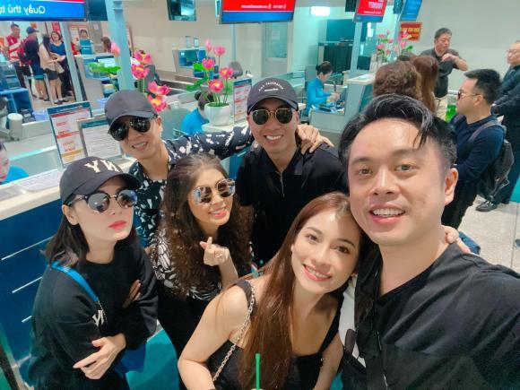 Ca sĩ Đông Nhi, ca sĩ Ông Cao Thắng, diễn viên Nhã Phương, nghệ sĩ Thu Trang, nghệ sĩ Tiến Luật, ca sĩ Lệ Quyên,m sao Việt