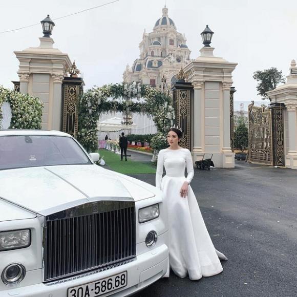 Cô dâu đeo vàng trĩu cổ,đại gia nam định,cô dâu 200 cây vàng