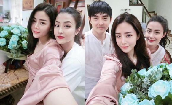 Đông Nhi, Ông Cao Thắng, em gái Ông Cao Thắng