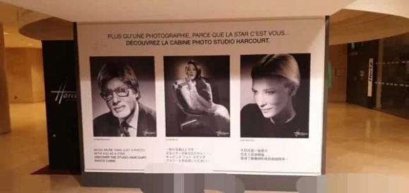 Phạm Băng Băng, sao Hoa ngữ, Viện bảo tàng Louvre