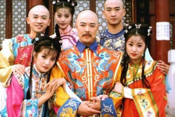 Lâm Tâm Như,Trương Thiết Lâm,Hoàn Châu cách cách,phim Hoa ngữ