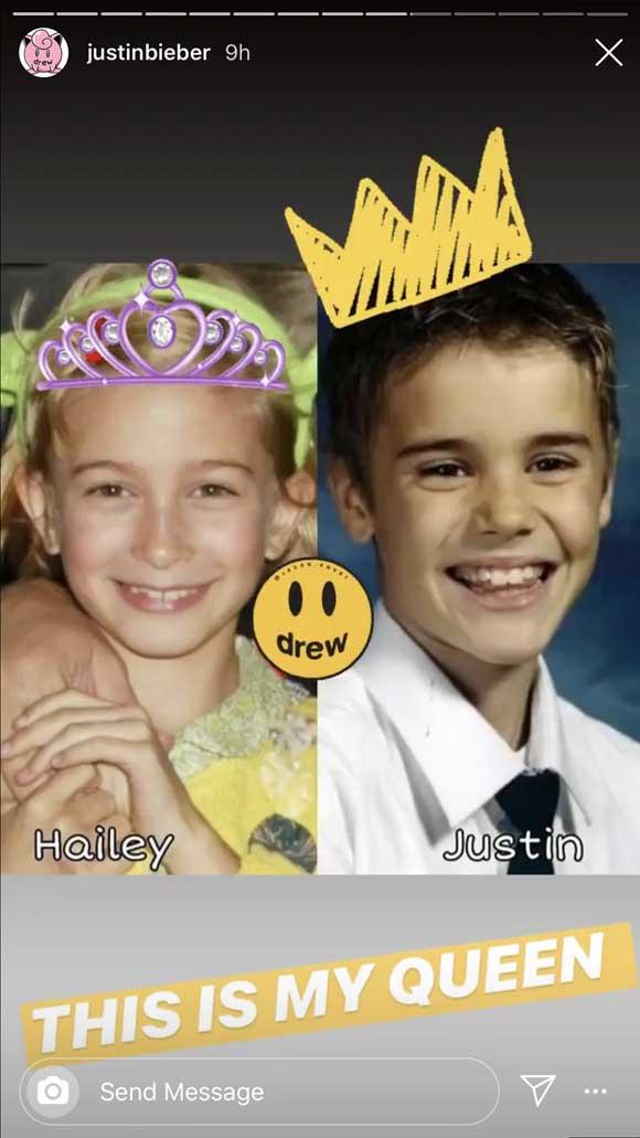 Hailey Bieber, Justin Bieber, sao Hollywood