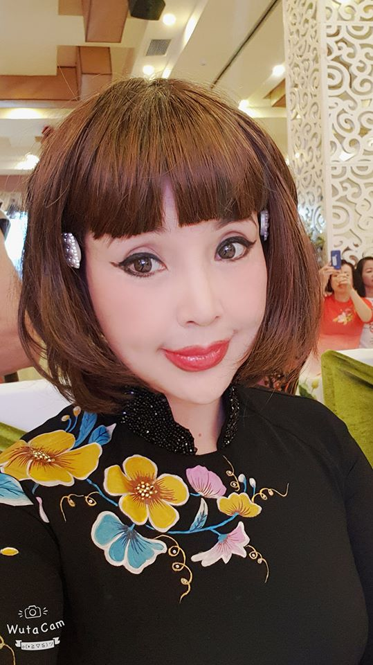 NS Lan Hương, Em bé Hà Nội, Lan Hương em bé Hà Nội
