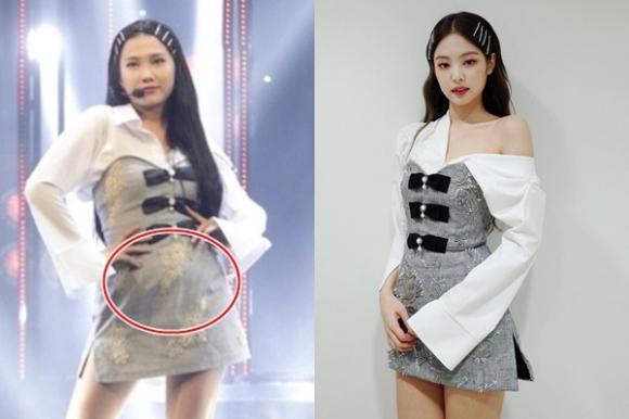 Emma Nhất Khanh, Gương mặt thân quen 2019, Jennie (BlackPink)