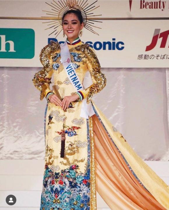 á hậu Tường San, Miss World Việt Nam 2019, Hoa hậu Thế giới Việt Nam 2019, Hoa hậu quốc tế 2019, Miss International 2019, sao Việt