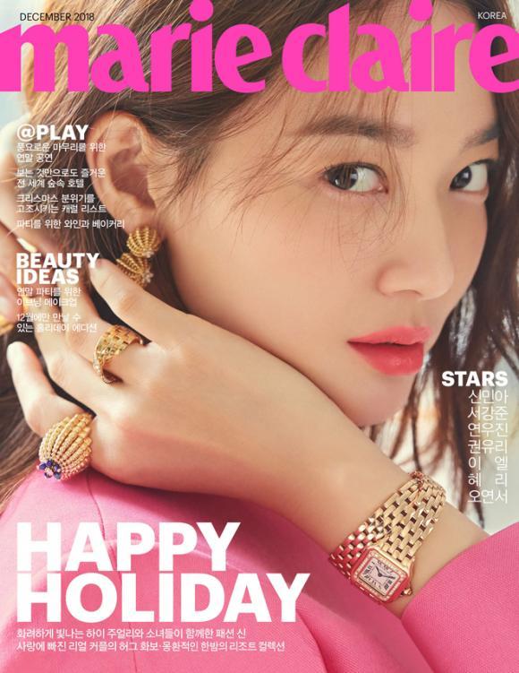 sao Hàn,Yoona,Shin Min Ah,Jennie,Kim Tae Hee,Irene,Song Hye Kyo