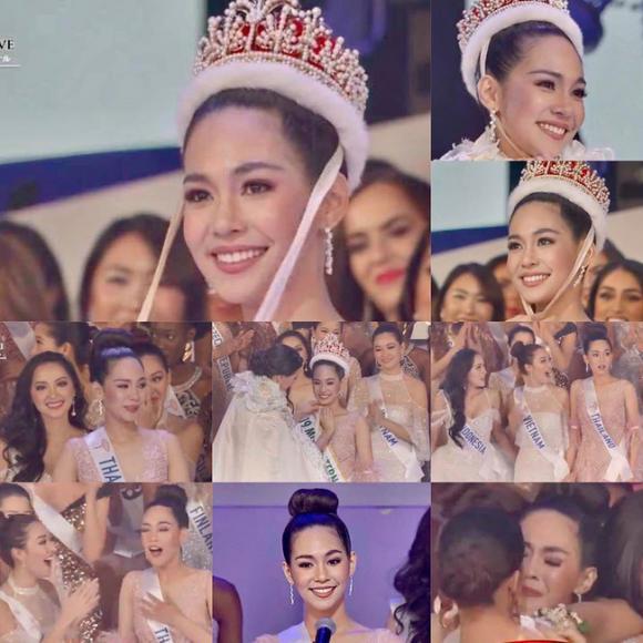 Hoa hậu Quốc tế 2019, sao Việt