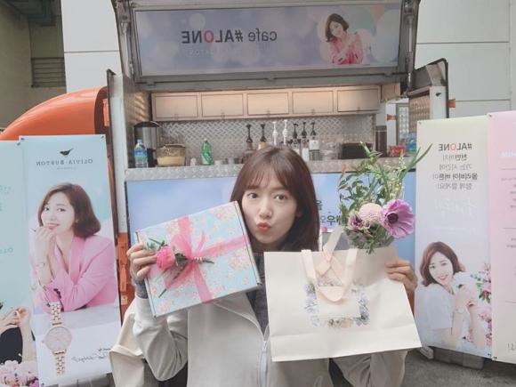 park shin hye, phim alone, phim hàn