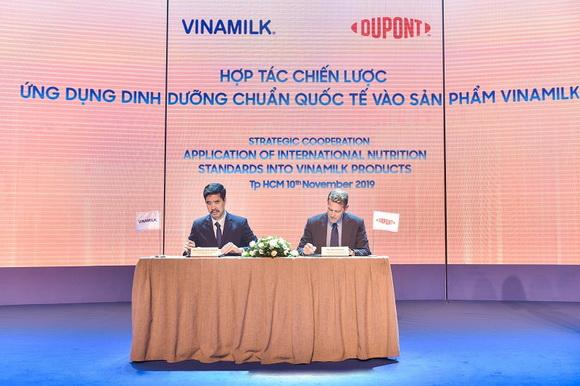 Vinamilk Optimum Gold, Sữa Vinamilk