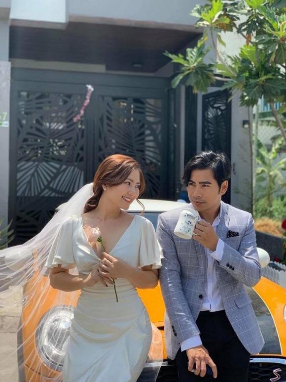 diễn viên Ngọc Lan, diễn viên Thanh Bình, sao Việt.
