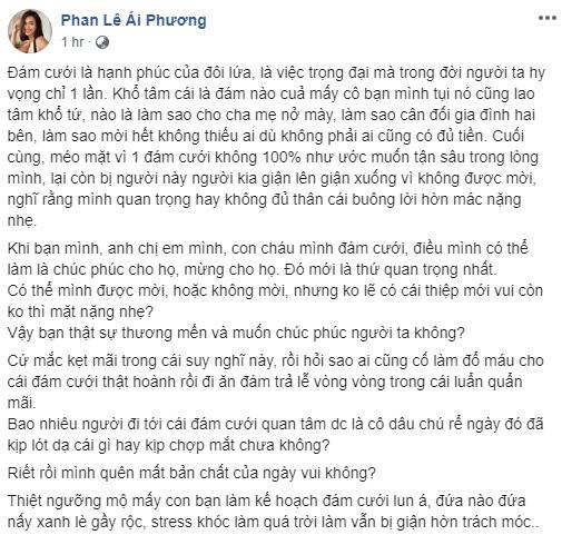 MC Hoàng Oanh, ca sĩ Ái Phương, sao Việt
