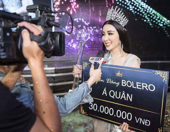Duyên dáng Bolero 2019, Băng Khuê