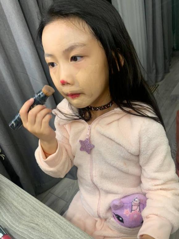 con gái Ốc Thanh Vân, Ốc Thanh Vân, sao việt