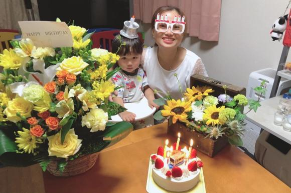 Trần Quỳnh JP,  bé Sa, cuộc sống của Trần Quỳnh JP và bé Sa