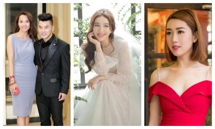 Bảo Thy,Vương Khang,Quang Vinh,đám cưới Bảo Thy,Thúy Ngân,Ngô Kiến Huy,sao Việt