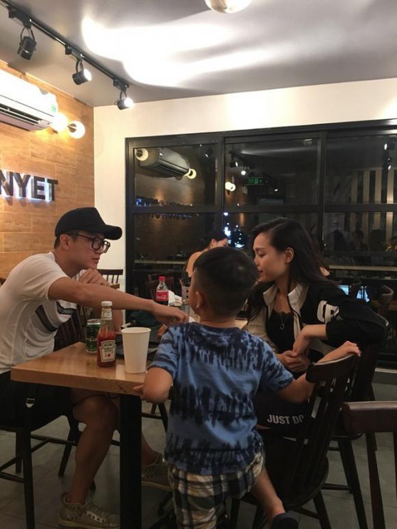 Chí Nhân, MC Minh Hà, sao Việt