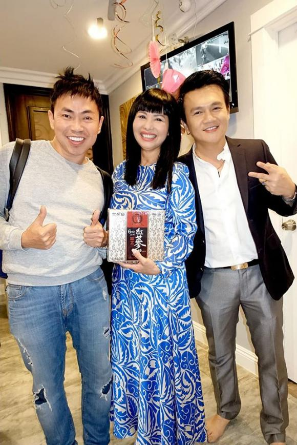 ca sĩ Thanh Thảo, MC Kỳ Duyên, sao Việt