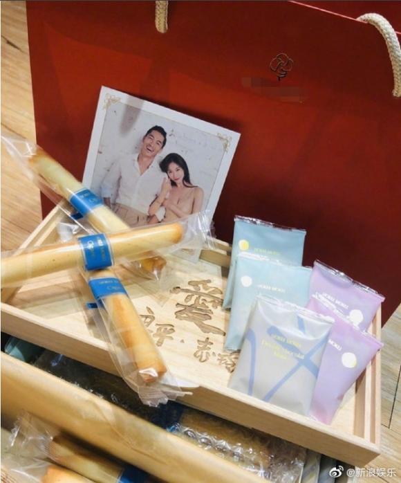 lâm chí linh, akira, thiệp cưới, sao đài loan
