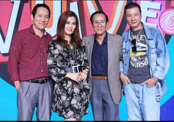 diễn viên Võ Hoài Nam, NSƯT Hoàng Hải, sao Việt