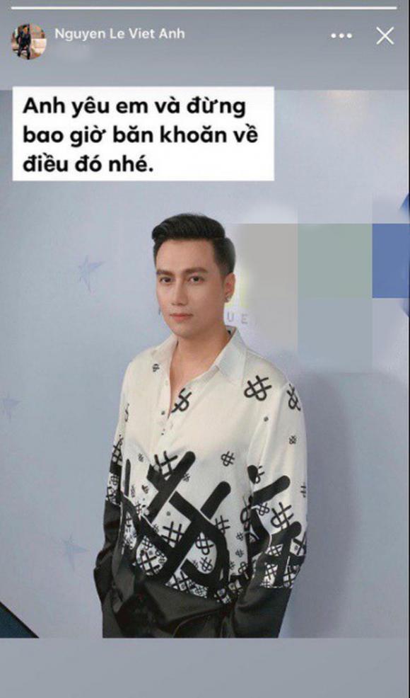 Việt Anh, bạn gái mới Việt Anh, sao việt