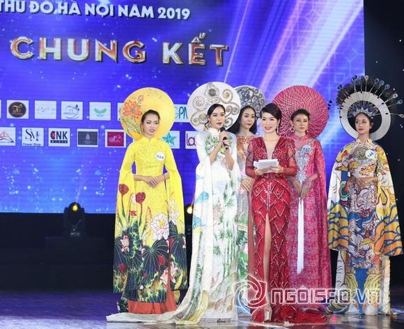 Đoàn Minh Tài, Thi Thảo, Hoa khôi thủ đô 2019