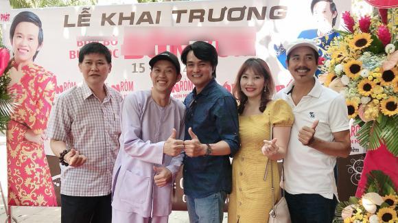 diễn viên Cao Minh Đạt, danh hài Hoài Linh, ông bầu Phước Sang, sao Việt