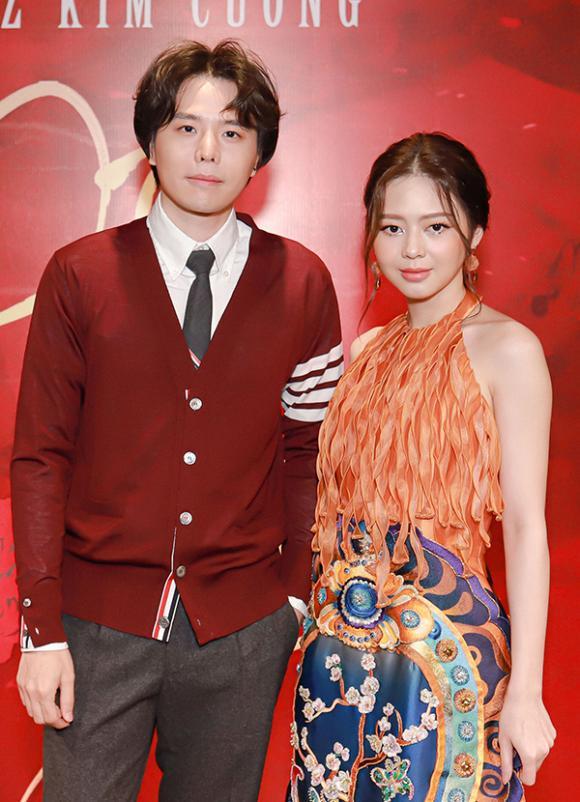 ca sĩ Trịnh Thăng Bình, ca sĩ Liz Kim Cương, sao Việt