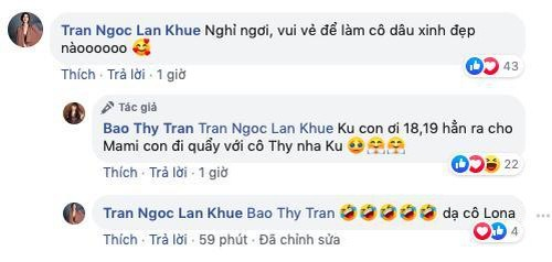 ca sĩ Bảo Thy, siêu mẫu Lan Khuê, sao Việt