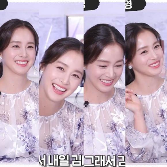kim tae hee, trẻ đẹp, bí quyết, sao hàn
