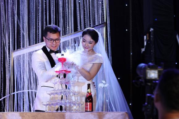 BTV Thu Hà, đám cưới BTV Thu Hà, sao việt