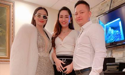 nữ ca sĩ hồ ngọc hà, diễn viên Kim Lý, sao Việt
