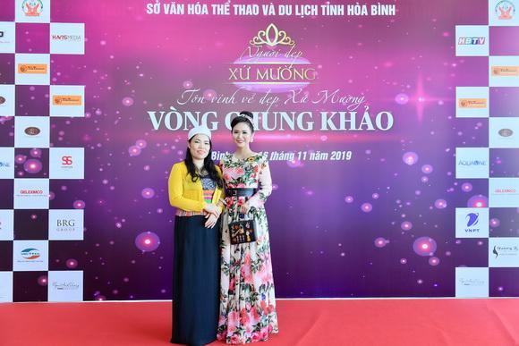 Nữ hoàng hoa hồng, Bùi Thanh Hương, Người đẹp xứ Mường