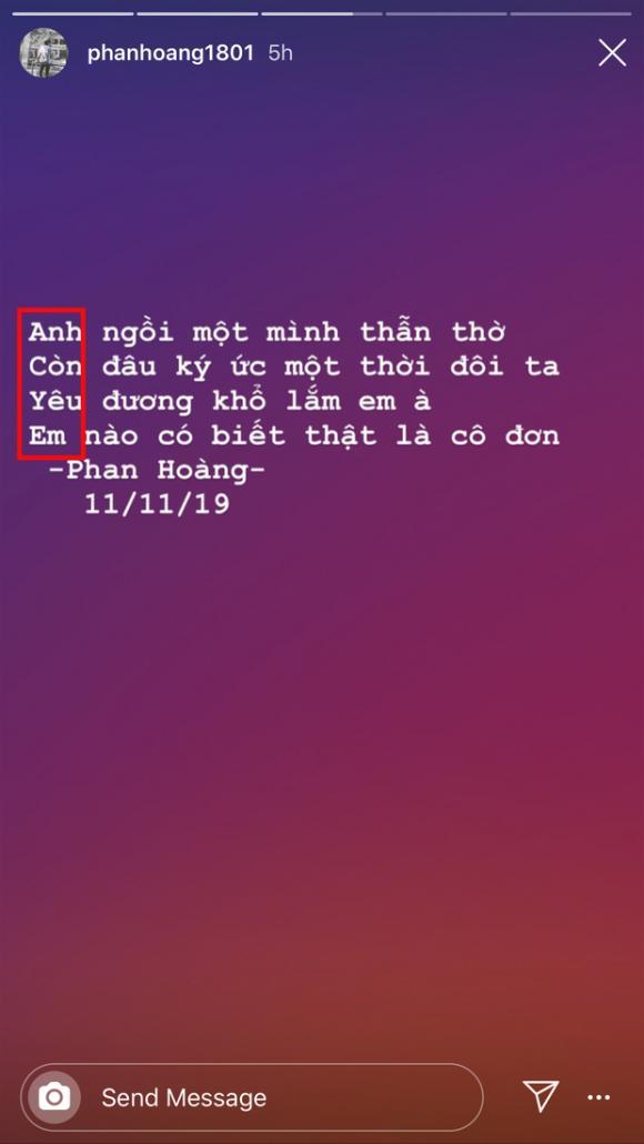 Phan Thành, Phan Hoàng, giới trẻ