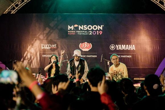 Monsoon Music Festival 2019, MMF 2019, Lễ hội Âm nhạc Gió mùa