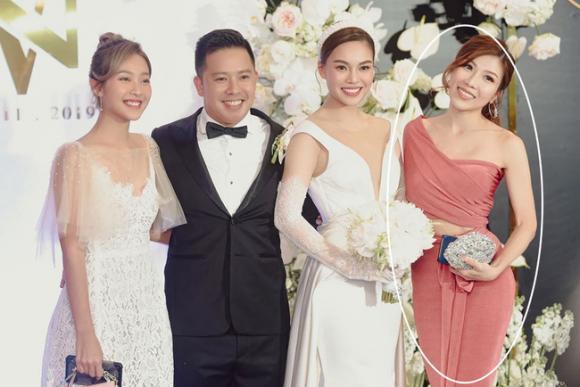 đám cưới Giang Hồng Ngọc, Trang Pháp, sao việt