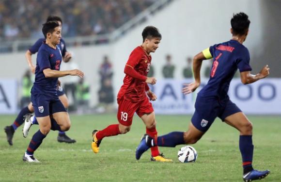 Việt Nam, Thái Lan, Mỹ Đình, Vòng loại world cup 2022
