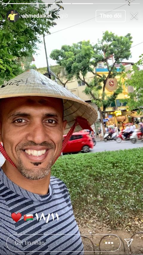 Ahmed Al-Kaf, Việt Nam, Thái Lan