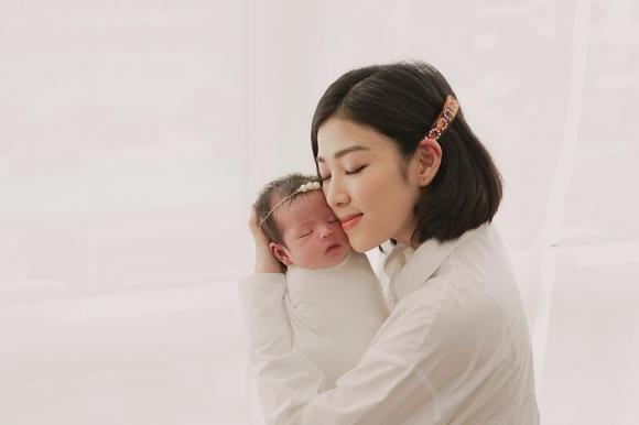 MC Yumi Dương, Yumi Dương, Yumi Dương sinh con