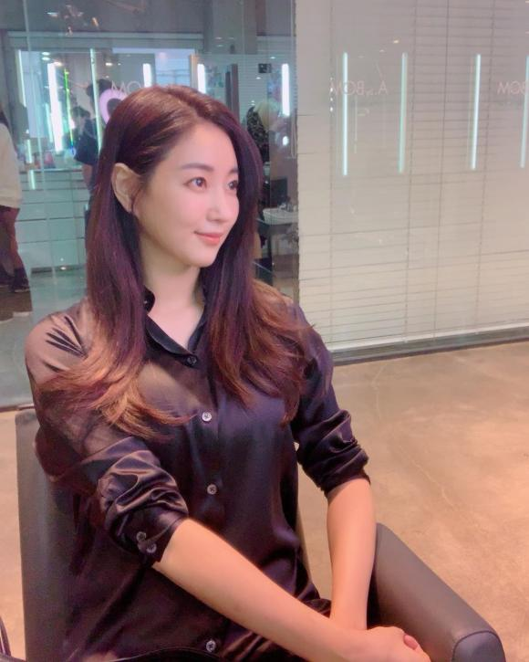 Kim Sa Rang, hoa hậu ngực khủng, yêu tinh, sao hàn