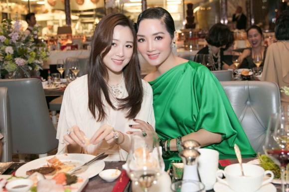Hoa hậu Giáng My, con gái Hoa hậu Giáng My, Anh Sa
