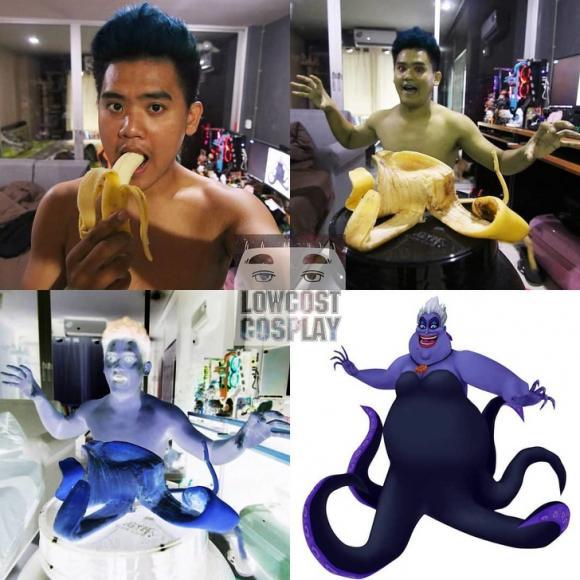 cosplay, thánh cosplay, cosplay hài hước