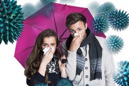 cảm cúm, phòng cảm cúm, sức khỏe