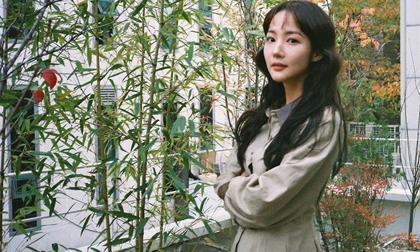 lee young ae, tóc mái thưa, sao hàn