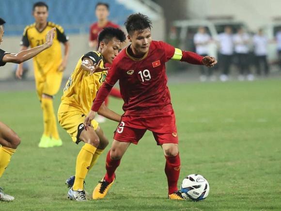 U22 Việt Nam, SEA Games 30, Quang Hải
