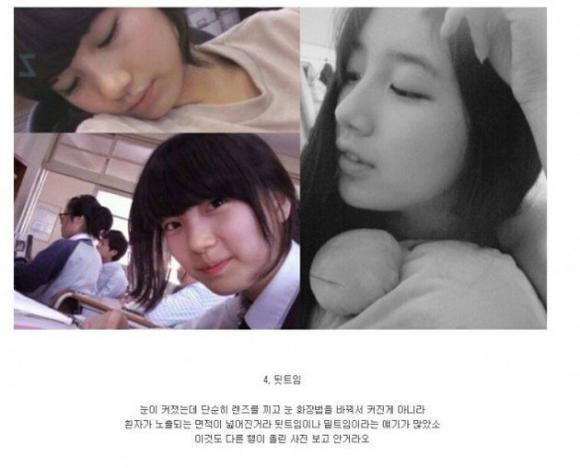 Lee Min Ho,Suzy,nhan sắc tình cũ Lee Min Ho,sao Hàn