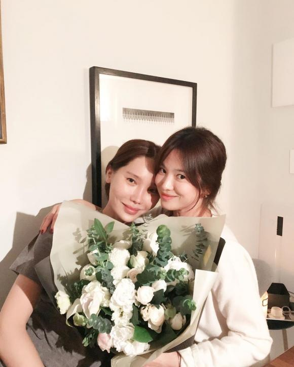 song hye kyo, sinh nhật, song joong ki, ly hôn, sao hàn